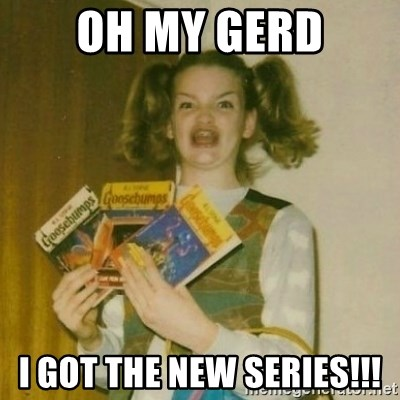 oh mer gerd - oh my gerd i got the new series!!!