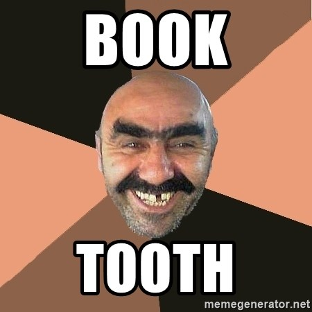 Provincial Man - BOOK TOOTH