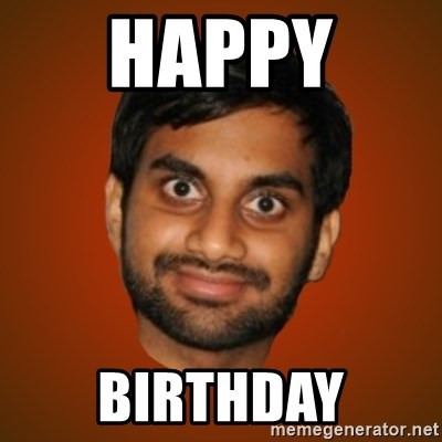 Generic Indian Guy - happy  birthday