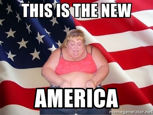 Asinine America - THIS IS THE NEW AMERICA