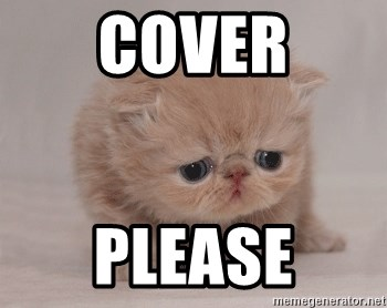 Super Sad Cat - cover please