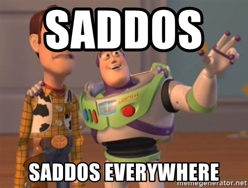 Tseverywhere - Saddos       Saddos everywhere