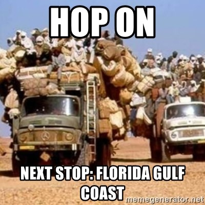 BandWagon - hop on next stop: florida gulf coast