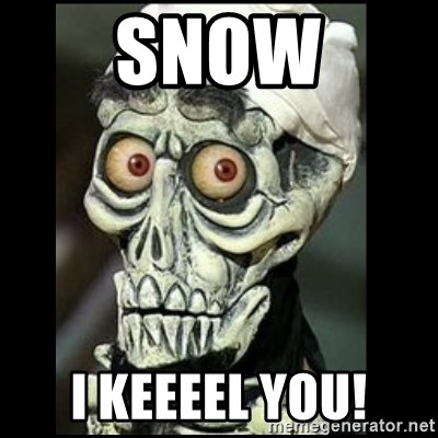 Achmed the dead terrorist - Snow I KeeeEl You!