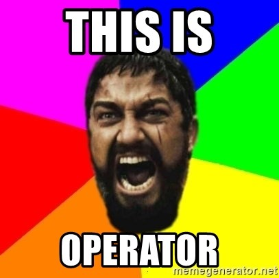 sparta - This Is Operator