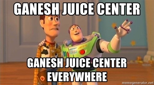 Consequences Toy Story - Ganesh juice center Ganesh juice center everywhere