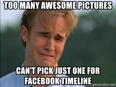 James Van Der Beek - Too many awesome pictures can't pick just one for facebook timeline