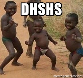 african children dancing - DHSHS