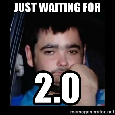 just waiting for a mate - Just waiting for 2.0