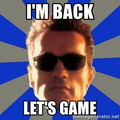 Terminator 2 - i'm back let's game