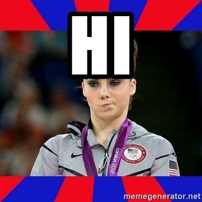 Mckayla Maroney Does Not Approve - HI