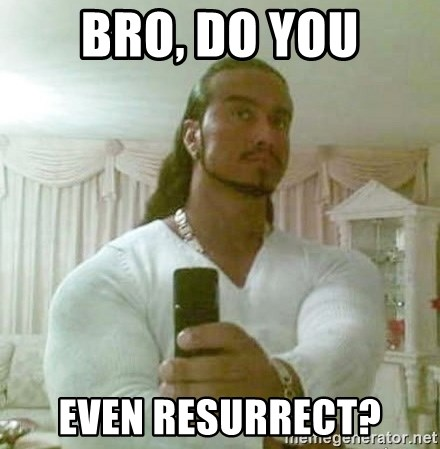 Guido Jesus - Bro, Do You Even Resurrect?