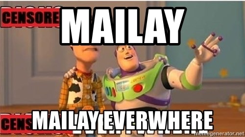 Toy Story Everywhere - mailay mailay everwhere