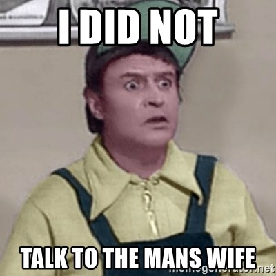 Godinez12 - I DID NOT TALK TO THE MANS WIFE