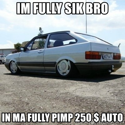 treiquilimei - IM FULLY SIK BRO IN MA FULLY PIMP 250 $ AUTO