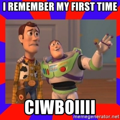 Everywhere - I REMEMBER MY FIRST TIME  CIWBOIIII