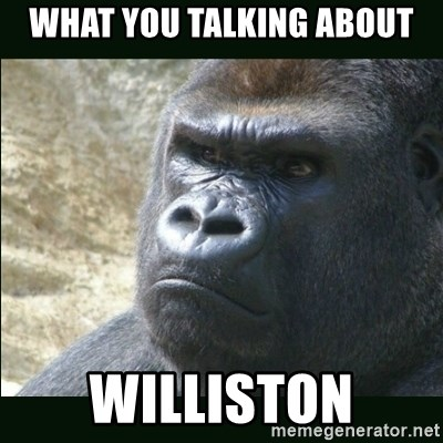 Rustled Jimmies - WHAT YOU TALKING ABOUT WILLISTON