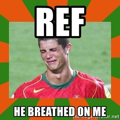cristianoronaldo - REF HE BREATHED ON ME