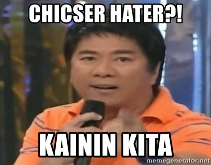 willie revillame you dont do that to me - CHICSER HATER?! KAININ KITA