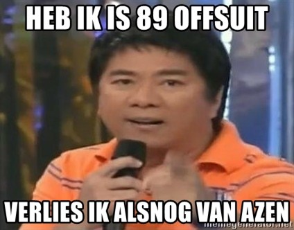 willie revillame you dont do that to me - HEB IK IS 89 OFFSUIT VERLIES IK ALSNOG VAN AZEN