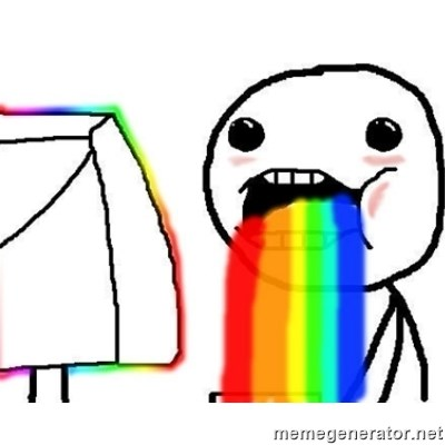 Puking Rainbows -