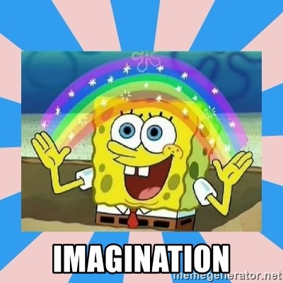 Spongebob Imagination -  Imagination