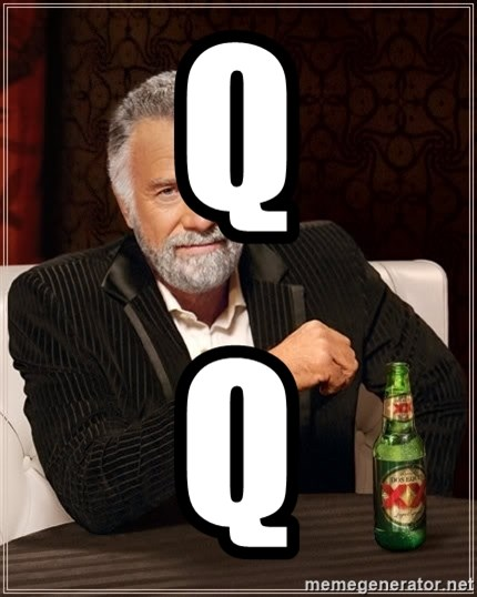 The Most Interesting Man In The World - q q