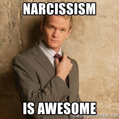 Neil Patrick Harris - Narcissism is awesome