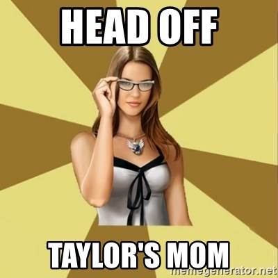 Mystery Manor Player - HEAD OFF TAYLOR'S MOM