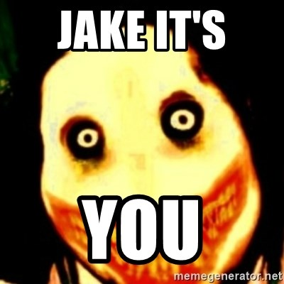 Tipical dream - JAKE IT'S  YOU