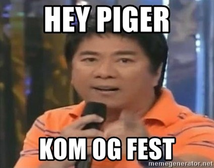 willie revillame you dont do that to me - HEY PIGER KOM OG FEST