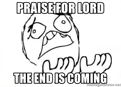 WHY SUFFERING GUY - pRAISE For Lord The End Is Coming
