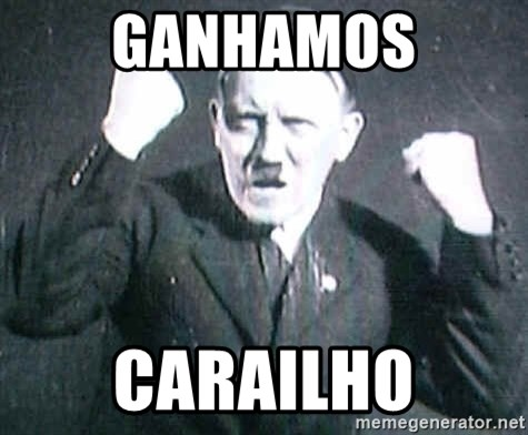 Successful Hitler - GANHAMOS CARAILHO