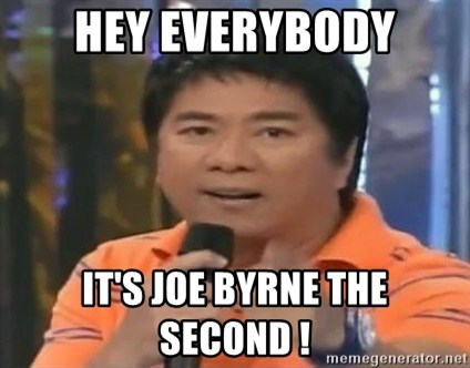 willie revillame you dont do that to me - HEY EVERYBODY IT'S JOE BYRNE THE SECOND !