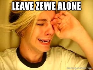 leave britney alone - Leave zewe alone