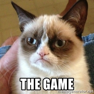 Grumpy Cat  -  The Game