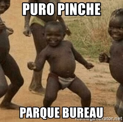 Success African Kid - PURO PINCHE PARQUE BUREAU