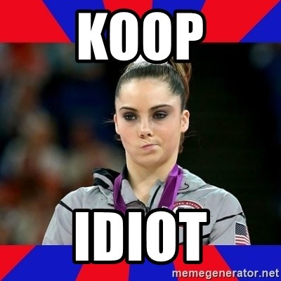 Mckayla Maroney Does Not Approve - KOOP IDIOT