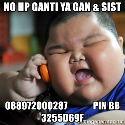 fat chinese kid - no hp ganti ya gan & sist 088972000287              pin bb 3255d69f