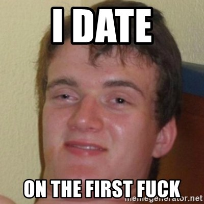 10guy - i date on the first fuck