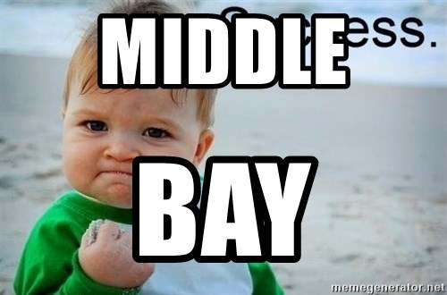 success baby - Middle   Bay