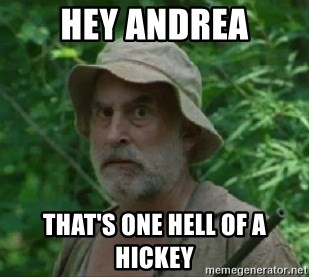 The Dale Face - Hey Andrea That's one hell of a hickey
