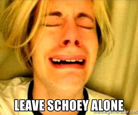 Leave Brittney Alone -  LEAVE SCHOEY ALONE