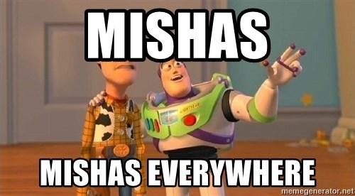 Consequences Toy Story - Mishas Mishas Everywhere