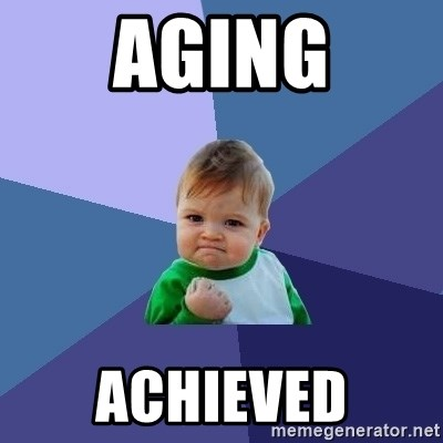 Success Kid - Aging Achieved