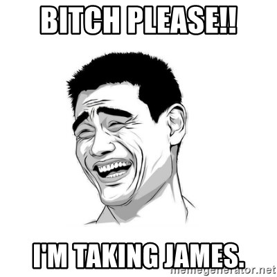 yao ming hd - Bitch please!! I'm taking james.