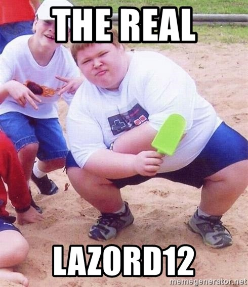 American Fat Kid - the real  Lazord12