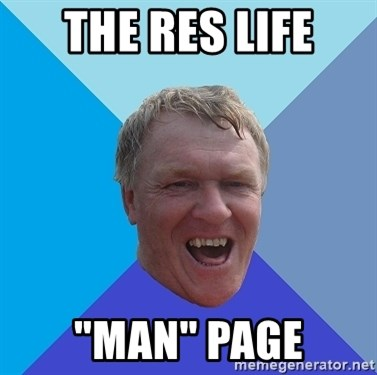 """YAAZZ - THE RES LIFE """"MAN"""" PAGE"""