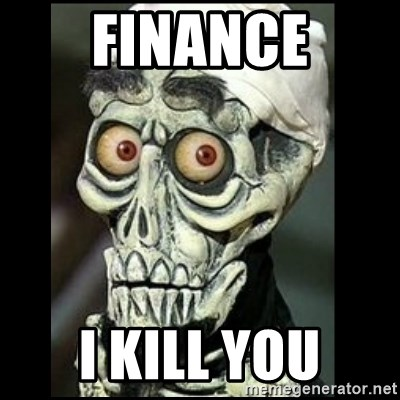 Achmed the dead terrorist - finance i kill you