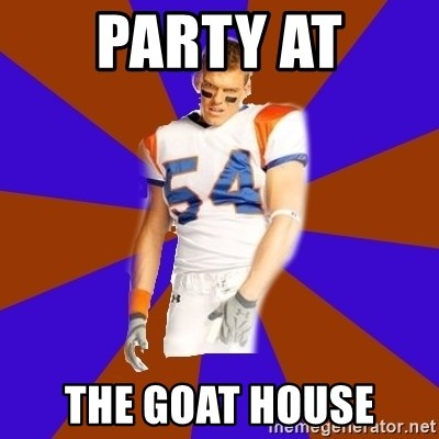 Thad Castle - Party at the goat house